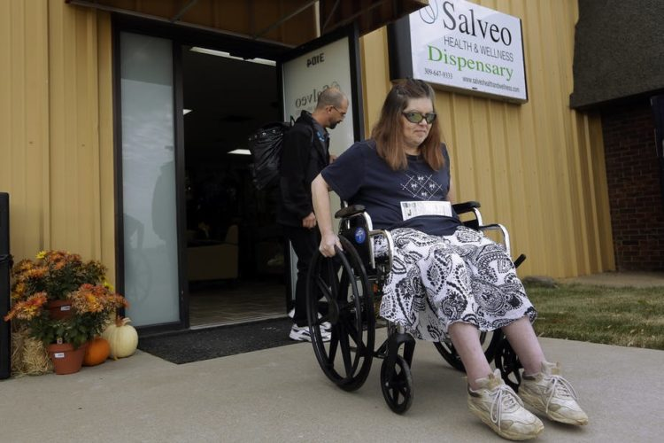 Here's How Marijuana Helps Multiple Sclerosis Sufferers